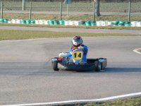 Course karting outdoor
