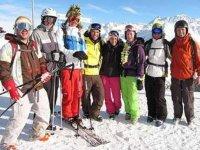 faire du ski lors d un teambuilding