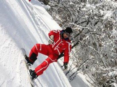 ESF Valberg Beuil Snowboard