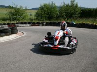 Karting dans les vosges