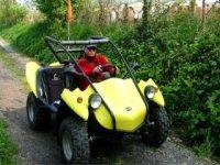 Sortie buggy en Normandie