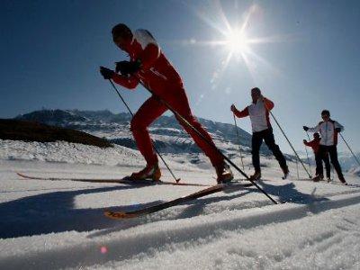 ESF Valberg Beuil Ski de Fond
