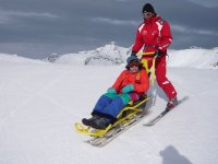 fauteuil ski a Valberg