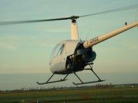 C est parti pour une initiation en Helicoptere.