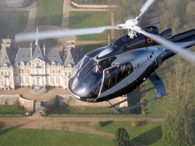 Aviaxess Helicopter & Jet Paris