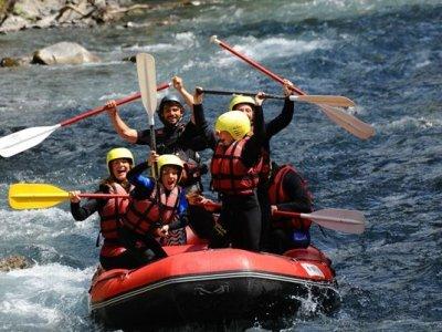 Aqua Rafting Rafting