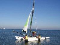 Lecons nautiques dans les cotes d Arnor