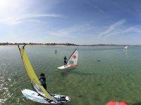 Windsurf et planche a voile dans le 22