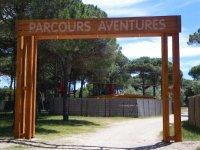 Le Parcours Aventures