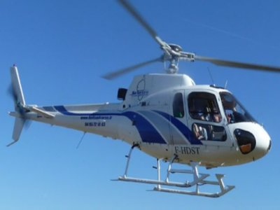 GTR Perfomance Vol en Hélicoptère