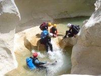 Canyon de reve proche de Pau