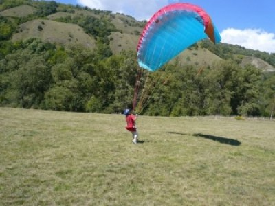 Stage d'Initiation au Parapente en Savoie