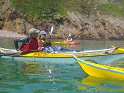 Centre Nautique Erquy Kayak