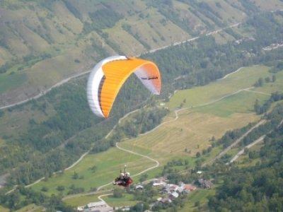 Biplace Performance en Savoie - 40 min