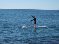 stand up paddle a Wimereux
