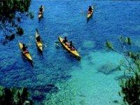 Aventure en kayak
