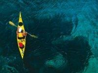 Naviguer en kayak