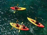 Partir en mer en Kayak
