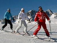 cours 1er ski avec l ESF le Lioran