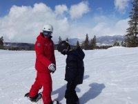 cours de snowboard des 10 ans