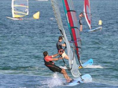 CN Plestin Les Grêves Windsurf