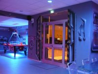 Arcade au centre de laser game
