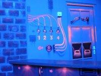Dans le laser game