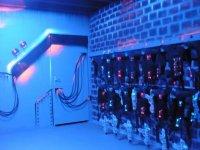 Equipements laser