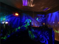 Laser game fonds marins