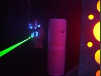 Laser game a Chaumont