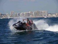 Flotte Jet Explorer de location de Jet ski au sables d'Olonne mais aussi à Port Bourgenay