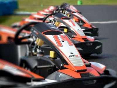 Circuit Sarron Karting