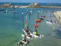 Location de catamarans en Bretagne