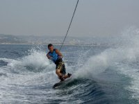 Decouvrir le wakeboard