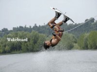 Wakeboard a Orthez