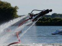 Propulsion flyboard