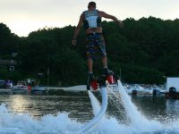 Session flyboard avec Aquacabana