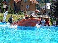 Baby ski nautique Annecy