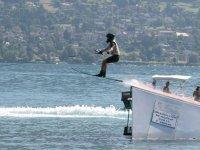 disciplines ski nautique