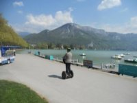 Segway a Annecy