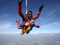 Parachutisme en Cote dOr