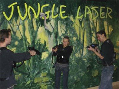 Jungle Laser Megazone (78)