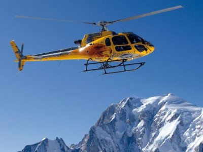 Chamonix Mont Blanc Hélico