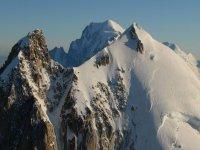 Vol Panoramique du sommet du Mont Blanc