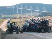 Visite du Viaduc de Millau en Quad