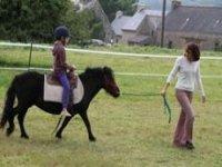 balades a poney vallee du Blavent