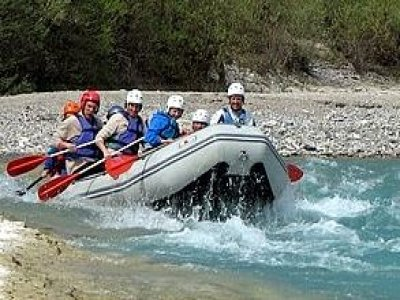 Canoë Drôme Rafting