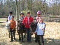 Decouverte de l equitation dans le 51