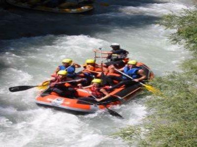 Jour de Raft Rafting