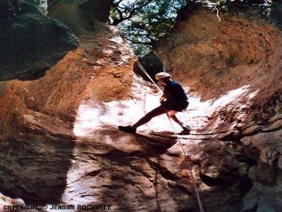 Stone Spirit Canyoning